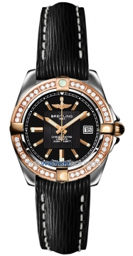Breitling Galactic 32 Ladies watch, model number - c71356LA/ba12-1lts, discount price of £4,990.00 from The Watch Source