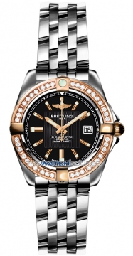 Breitling Galactic 32 Ladies watch, model number - c71356LA/ba12-ss, discount price of £5,770.00 from The Watch Source