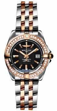 Breitling Galactic 32 Ladies watch, model number - c71356LA/ba12-tt, discount price of £6,720.00 from The Watch Source