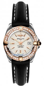 Breitling Galactic 32 Ladies watch, model number - c71356LA/g704-1ld, discount price of £5,130.00 from The Watch Source
