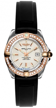 Breitling Galactic 32 Ladies watch, model number - c71356LA/g704-1rt, discount price of £4,940.00 from The Watch Source