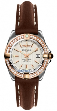 Breitling Galactic 32 Ladies watch, model number - c71356LA/g704-2lt, discount price of £4,990.00 from The Watch Source