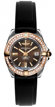 Breitling Galactic 32 Ladies watch, model number - c71356LA/q581-1rt, discount price of £4,940.00 from The Watch Source