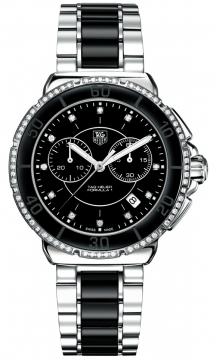 Tag Heuer Formula 1 Ladies Chronograph cah1212.ba0862 watch