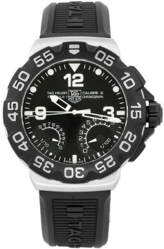 Tag Heuer Formula 1 Quartz 41mm Mens watch, model number - cah7010.bt0717, discount price of £1,320.00 from The Watch Source