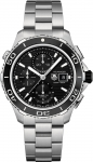 Tag Heuer Aquaracer Automatic Chronograph 500M cak2110.ba0833 watch