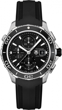 Tag Heuer Aquaracer Automatic Chronograph 500M Mens watch, model number - cak2110.ft8019, discount price of £2,501.00 from The Watch Source