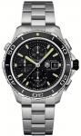 Tag Heuer Aquaracer Automatic Chronograph 500M cak2111.ba0833 watch