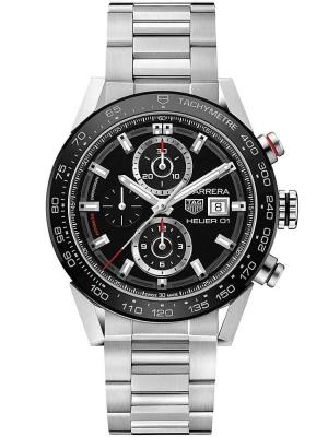 Tag Heuer Carrera Caliber Heuer 01 43mm car201aa.ba0714 watch