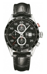 Tag Heuer Carrera Calibre 1887 Automatic Chronograph 43mm car2a10.fc6235 watch