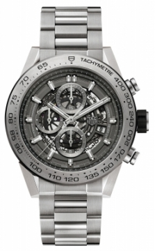 Buy this new Tag Heuer Carrera Caliber Heuer 01 Skeleton 45mm car2a8a.bf0707 mens watch for the discount price of £4,500.00. UK Retailer.
