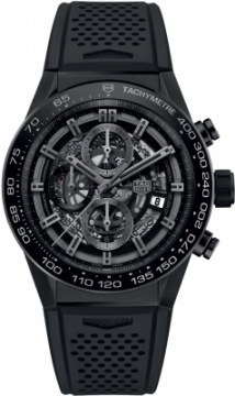 Tag Heuer Carrera Caliber Heuer 01 Skeleton 45mm car2a90.ft6071