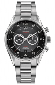 Tag Heuer Carrera Calibre 36 Automatic Flyback Chronograph Mens watch, model number - car2b10.ba0799, discount price of £5,280.00 from The Watch Source