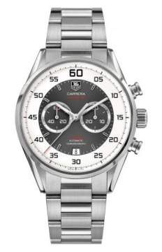 Tag Heuer Carrera Calibre 36 Automatic Flyback Chronograph Mens watch, model number - car2b11.ba0799, discount price of £5,280.00 from The Watch Source