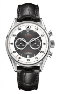 Tag Heuer Carrera Calibre 36 Automatic Flyback Chronograph Mens watch, model number - car2b11.fc6235, discount price of £5,280.00 from The Watch Source