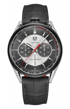 Tag Heuer Carrera Calibre 1887 Automatic Chronograph 45mm Mens watch, model number - car2c11.fc6327 JACK HEUER, discount price of £5,445.00 from The Watch Source