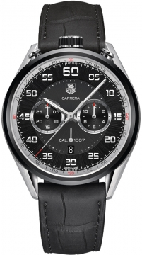 Tag Heuer Carrera Calibre 1887 Automatic Chronograph 45mm Mens watch, model number - car2c12.fc6327, discount price of £4,845.00 from The Watch Source