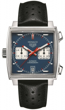 Buy this new Tag Heuer Monaco Chronograph caw211p.fc6356 mens watch for the discount price of £4,037.00. UK Retailer.