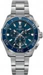 Tag Heuer Aquaracer Quartz Chronograph cay111b.ba0927 watch