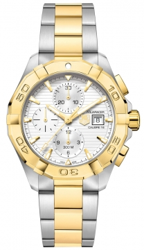 Buy this new Tag Heuer Aquaracer Automatic Chronograph cay2121.bb0923 mens watch for the discount price of £2,762.00. UK Retailer.