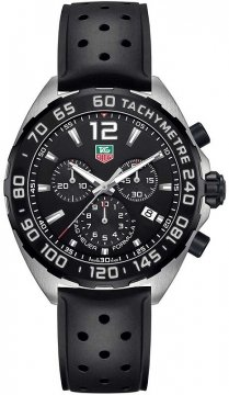 Buy this new Tag Heuer Formula 1 Chronograph caz1010.ft8024 mens watch for the discount price of £930.00. UK Retailer.