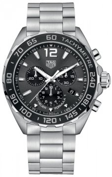 Buy this new Tag Heuer Formula 1 Chronograph caz1011.ba0842 mens watch for the discount price of £1,317.50. UK Retailer.
