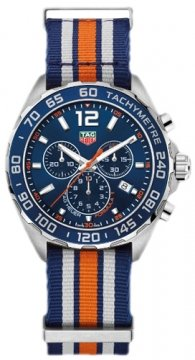 Buy this new Tag Heuer Formula 1 Chronograph caz1014.fc8196 mens watch for the discount price of £977.00. UK Retailer.