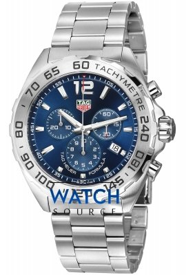 Buy this new Tag Heuer Formula 1 Chronograph caz101k.ba0842 mens watch for the discount price of £1,062.00. UK Retailer.