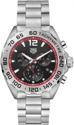 Buy this new Tag Heuer Formula 1 Chronograph caz101y.ba0842 mens watch for the discount price of £1,170.00. UK Retailer.