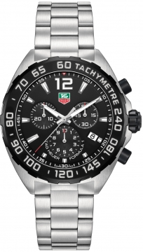 Tag Heuer Formula 1 Chronograph Mens watch, model number - caz1110.ba0877, discount price of £890.00 from The Watch Source