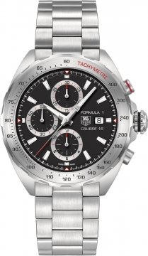 Buy this new Tag Heuer Formula 1 Automatic Chronograph caz2010.ba0876 mens watch for the discount price of £1,912.00. UK Retailer.