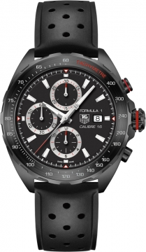 Buy this new Tag Heuer Formula 1 Automatic Chronograph caz2011.ft8024 mens watch for the discount price of £2,210.00. UK Retailer.