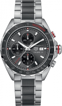 Buy this new Tag Heuer Formula 1 Automatic Chronograph caz2012.ba0970 mens watch for the discount price of £2,430.00. UK Retailer.