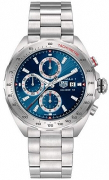Buy this new Tag Heuer Formula 1 Automatic Chronograph caz2015.ba0876 mens watch for the discount price of £1,950.00. UK Retailer.