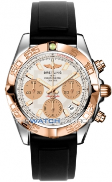 Breitling Chronomat 41 Mens watch, model number - cb014012/g713-1pro2d, discount price of £6,690.00 from The Watch Source