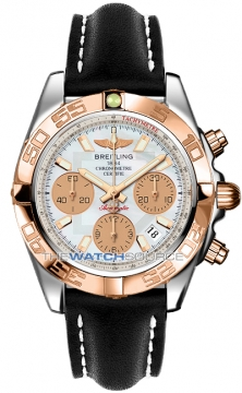 Breitling Chronomat 41 Mens watch, model number - cb014012/a722-1lt, discount price of £6,890.00 from The Watch Source