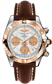 Breitling Chronomat 41 Mens watch, model number - cb014012/a722-2ld, discount price of £7,020.00 from The Watch Source