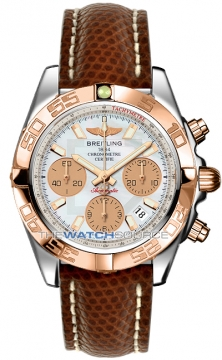 Breitling Chronomat 41 Mens watch, model number - cb014012/a722-2zd, discount price of £7,070.00 from The Watch Source