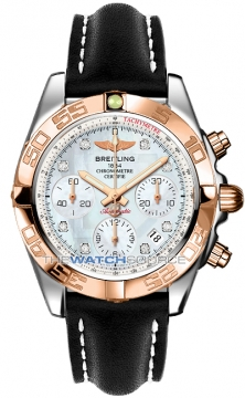 Breitling Chronomat 41 Mens watch, model number - cb014012/a723-1ld, discount price of £7,220.00 from The Watch Source