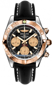 Breitling Chronomat 41 Mens watch, model number - cb014012/ba53-1ld, discount price of £6,720.00 from The Watch Source