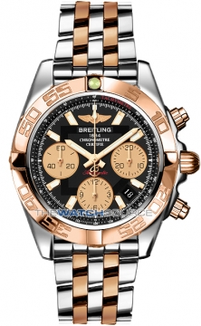 Breitling Chronomat 41 Mens watch, model number - cb014012/ba53-tt, discount price of £8,540.00 from The Watch Source