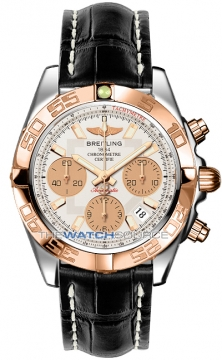 Breitling Chronomat 41 Mens watch, model number - cb014012/g713-1ct, discount price of £6,800.00 from The Watch Source
