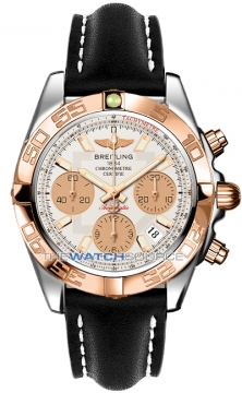 Breitling Chronomat 41 Mens watch, model number - cb014012/g713-1lt, discount price of £6,540.00 from The Watch Source