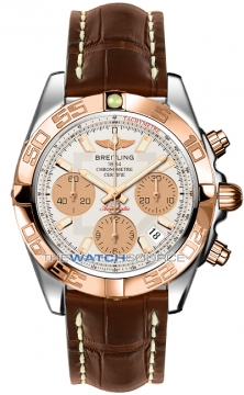 Breitling Chronomat 41 Mens watch, model number - cb014012/g713-2cd, discount price of £6,940.00 from The Watch Source