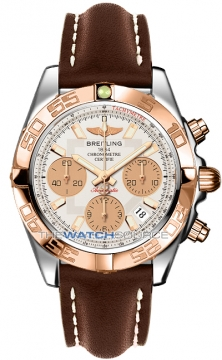 Breitling Chronomat 41 Mens watch, model number - cb014012/g713-2ld, discount price of £6,720.00 from The Watch Source