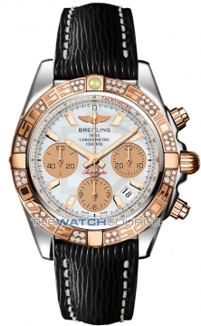 Breitling Chronomat 41 Mens watch, model number - cb014012/a722-1lts, discount price of £6,860.00 from The Watch Source
