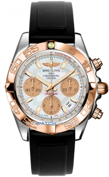 Breitling Chronomat 41 Mens watch, model number - cb014012/a722-1pro2t, discount price of £6,810.00 from The Watch Source