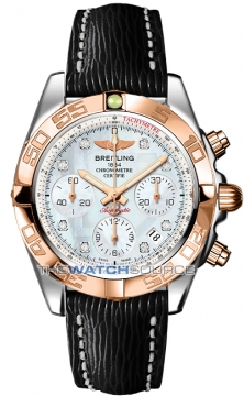 Breitling Chronomat 41 Mens watch, model number - cb014012/a723-1lts, discount price of £7,070.00 from The Watch Source