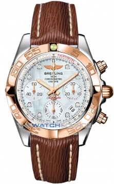 Breitling Chronomat 41 Mens watch, model number - cb014012/a723-2lts, discount price of £7,070.00 from The Watch Source