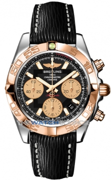 Breitling Chronomat 41 Mens watch, model number - cb014012/ba53-1lts, discount price of £6,540.00 from The Watch Source